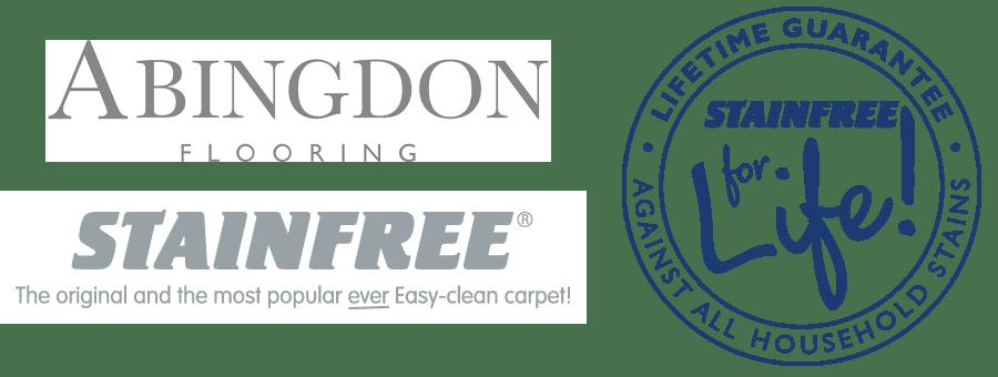 Abingdon Flooring - Stainfree Carpets Logo